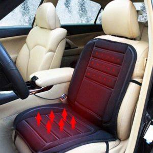 Электрическая подушка для машины