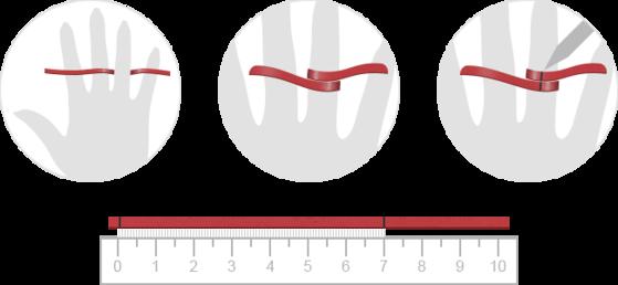 измерить размер кольца алиэкспресс