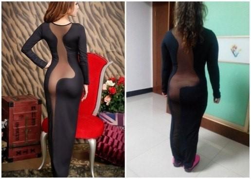женское платье с полу открытой попой с алиэкспресс