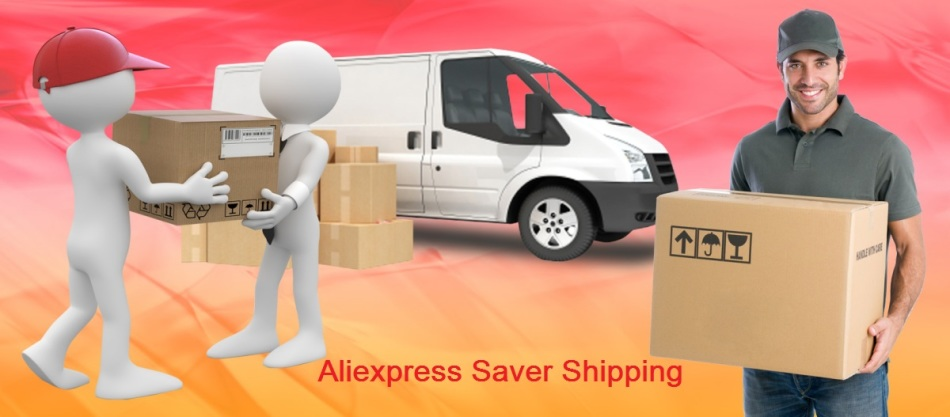 доставка через AliExpress Saver Shipping