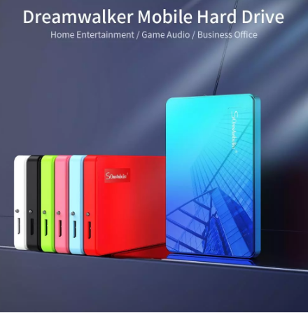 SomnAmbuList YD15 внешний HDD с Алиэкспресс