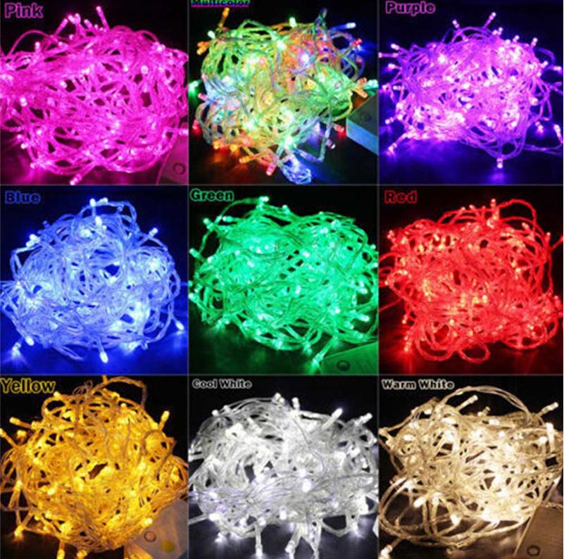 FGHGF разноцветные гирлянды