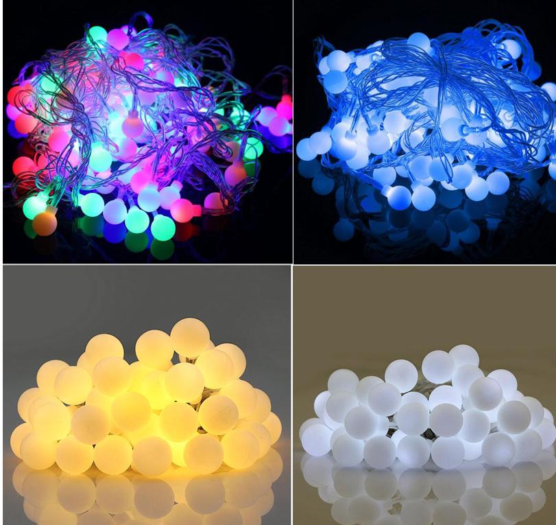 WHATOOK с круглыми лампочками