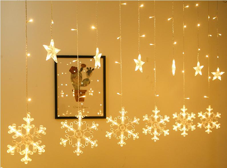 LBTFA снежинки и звездочки